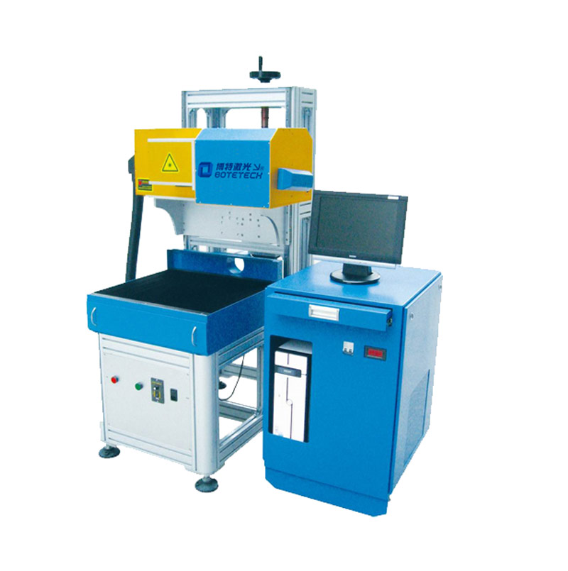 三维动态CO2激光雕刻机