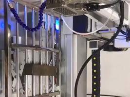 铝合金门窗激光焊接机