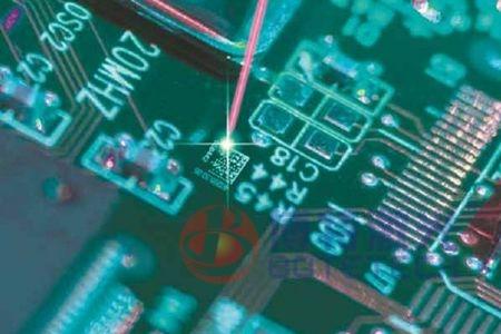 fpc激光切割加工            在电子行业,柔性电路板可以
