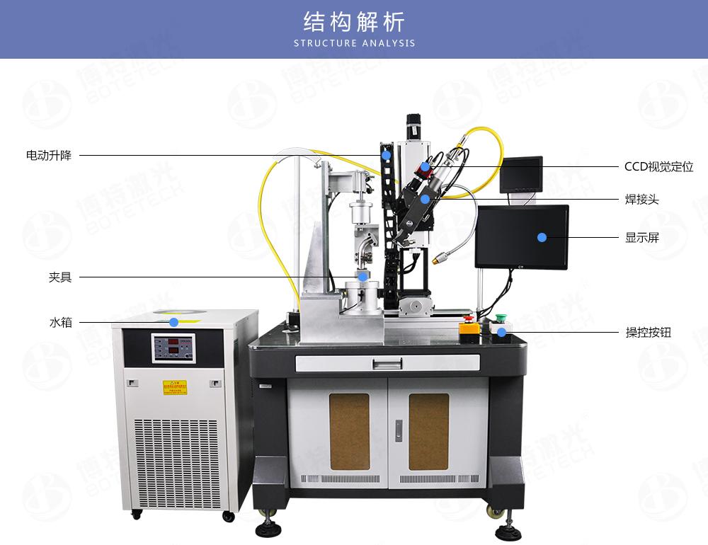 水龙头激光焊接机原理