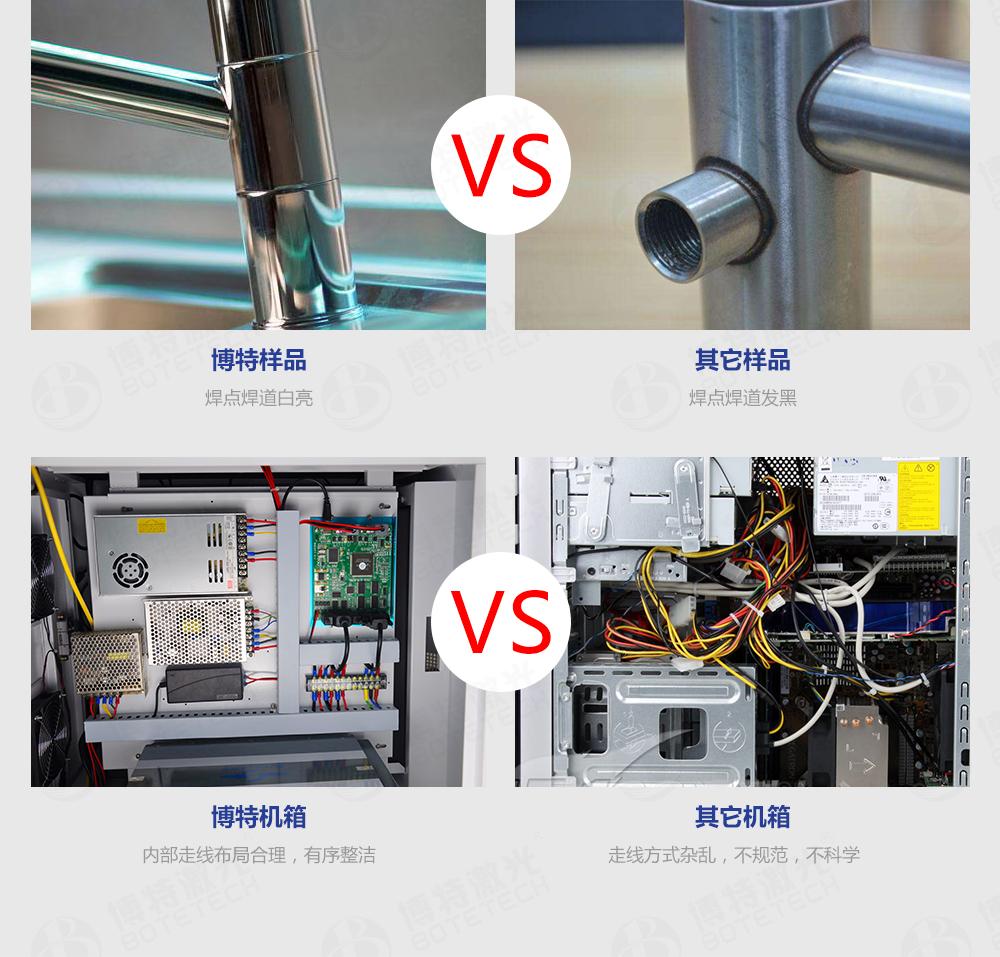 水龙头激光焊接机优势对比