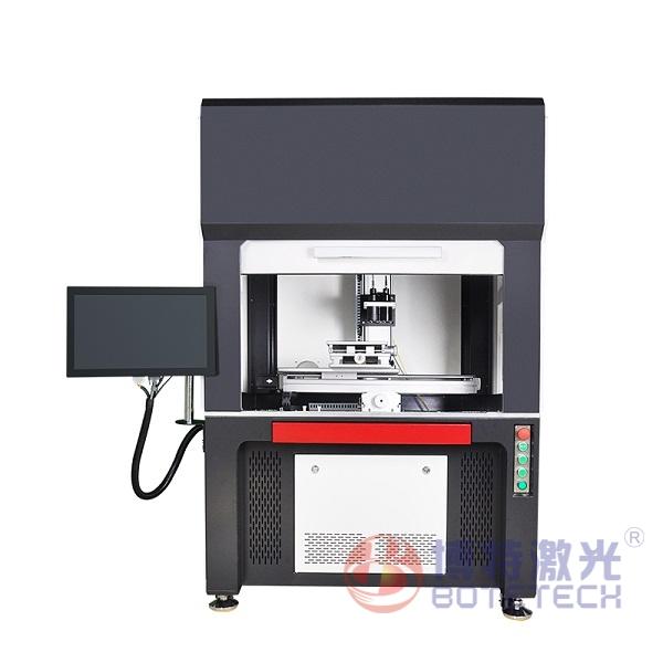 塑料激光焊接机在照明行业上的应用案例