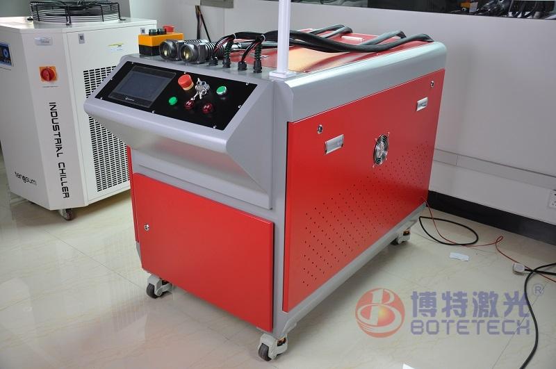 博特光纤激光焊接机_散热好|故障低_自动水冷循环